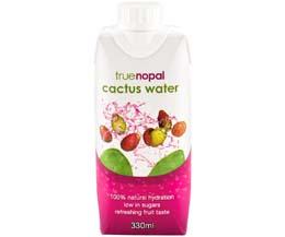 True Nopal - Cactus Water - 12x330ml