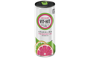 Vit Hit - Cans - Pink Grapefruit Lime - 12x330ml