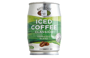 Master Cafe - Iced Coffee - Classico - 12x240ml