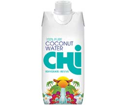 Chi Coconut Drink - Natural - 12x330ml