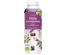 Little Miracles - Cherry & White Tea - 12x330ml