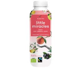 Little Miracles - Peach & Black Tea - 12x330ml
