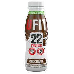 Ufit - Chocolate - 8x310ml