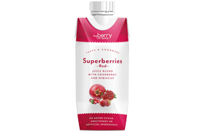 Berry Juice Co - Superberry Red - 12x330ml