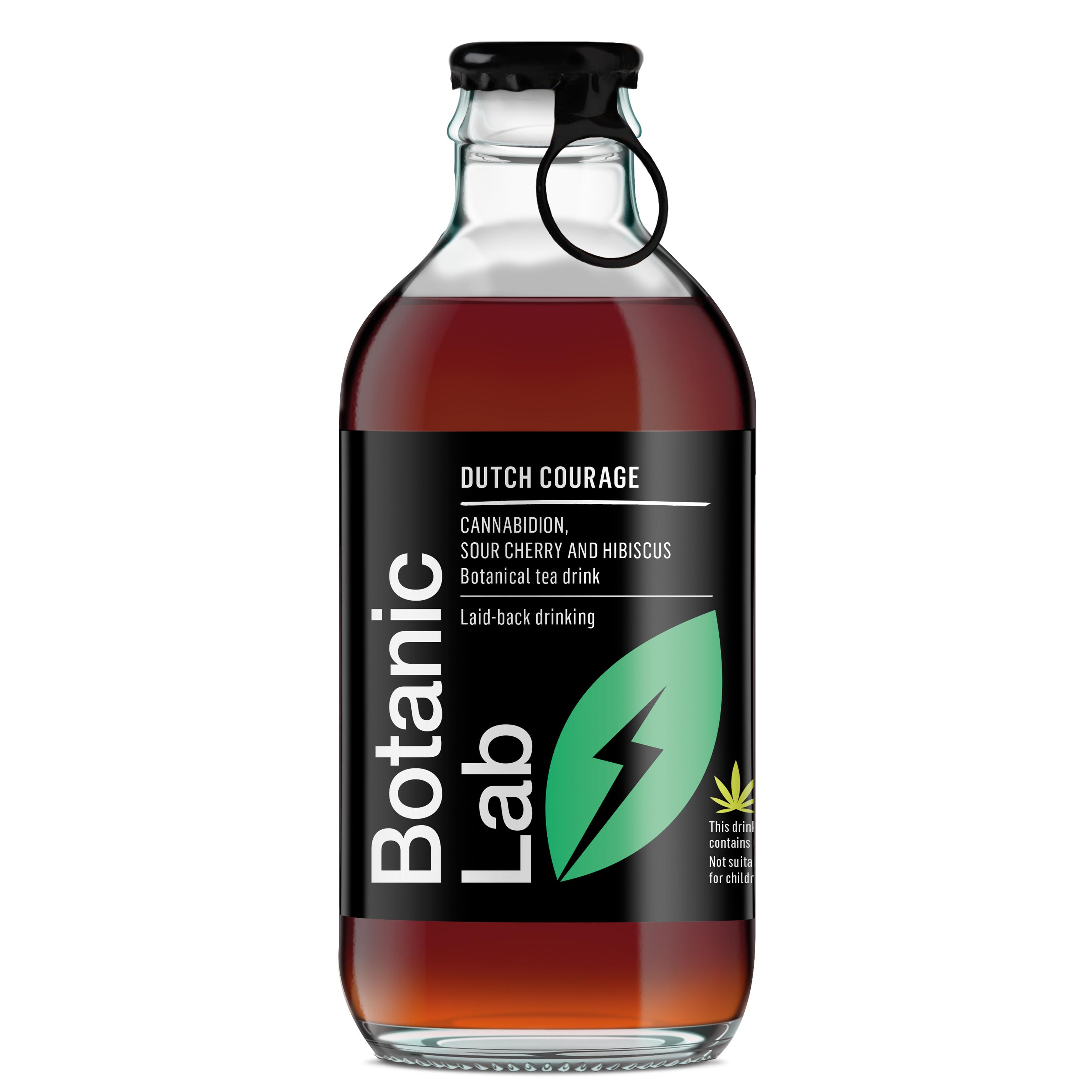 Botanic Lab - Botanical Tea Drink - Dutch Courage - 12x250ml
