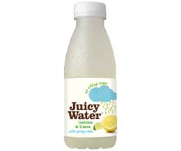 Juicy Water - Lemon & Lime - 12x420ml