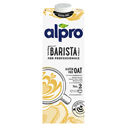 Alpro Professional - Single Carton 1x1L - Gluten Free Oat Drink