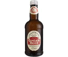 Fentimans - Ginger Beer - 12x275ml Glass