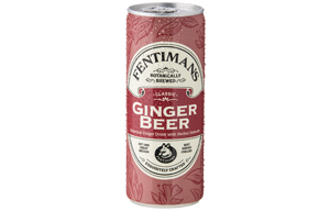 Fentimans Cans - Ginger Beer - 12x250ml