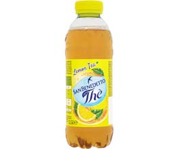 San Benedetto Iced Tea - Lemon - 12x500ml