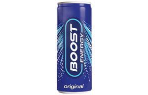 Boost Energy - Can - Original - 24x250ml