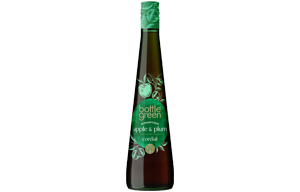 Bottle Green - Cordial - Coxs Apple & Plum - 6x50Cl