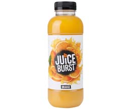 Juice Burst - Orange - 12x500ml