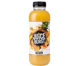 Juice Burst - Tropical - 12x500ml