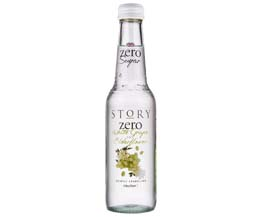 Story - Zero Sugar - White Grape & Elderflower - 12x275ml