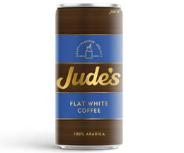 Judes Milk Can - Flat White - 12x250ml