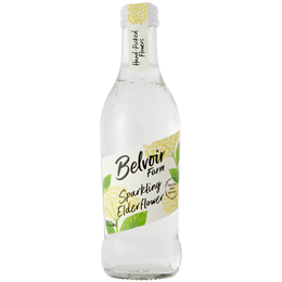 Belvoir Presse - Elderflower - 12x25Cl