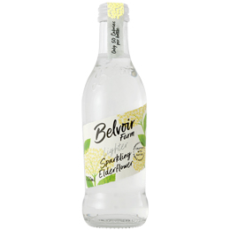 Belvoir Light Presse - Elderflower - 12x250ml