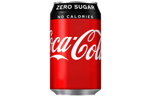 Coke Zero - Cans - 24x330ml