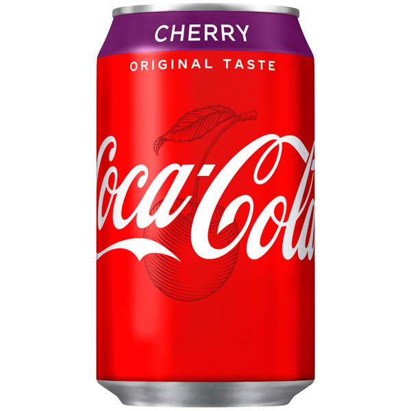 Cherry Coke - Cans - 24x330ml