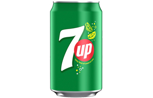 7UP - Cans - 24x330ml