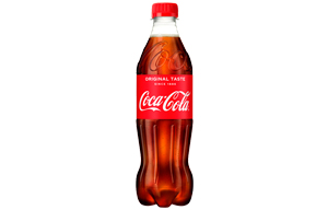 Coke - Original - Pet Bottles - 24x500ml