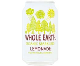 Whole Earth - Organic Lemonade - 24x330ml