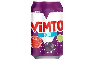 Vimto - Zero Sugar - Cans - 24x330ml