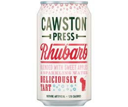 Cawston Press Cans - Rhubarb & Apple - 24x330ml