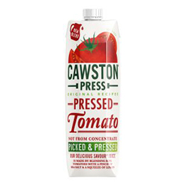 Cawston Press - Tomato Juice - 6x1L