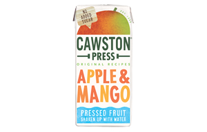 Cawston Press Kids - Apple & Mango - 18x200ml