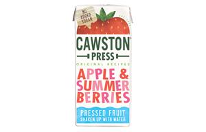 Cawston Press Kids - Summer Berries - 18x200ml