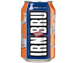 Irn Bru - Cans - 24x330ml