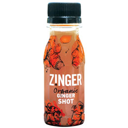 James White - Ginger Zinger - 15x70ml