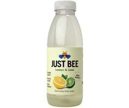 Just Bee - Pet - Lemon & Lime - 12x500ml