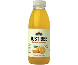 Just Bee - Pet - Orange & Mango - 12x500ml