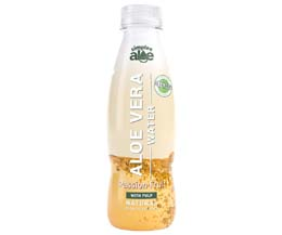 Simplee Aloe Pet - Passionfruit With Pulp - 6x500ml