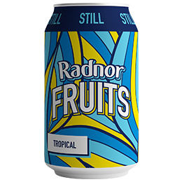 Radnor Fruits Can - Tropical - 24x330ml