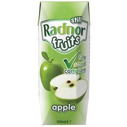 Radnor Fruits 125ml - Apple - 30x125ml