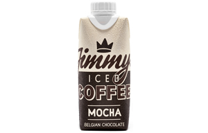 Jimmy's Iced Coffee - Mocha - 12x330ml