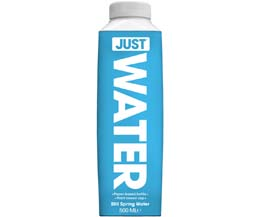 Just Water - 12x500ml