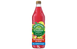 Robinsons Creations - Strawberry & Kiwi - 12x1L