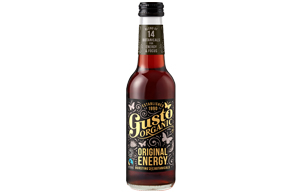 Gusto Organic F/T - Original Energy - 12x250ml