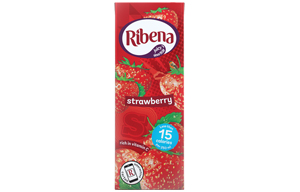 Ribena Carton - Strawberry - 24x250ml