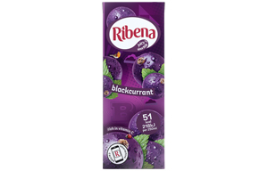Ribena Carton - Blackcurrant - 24x250ml