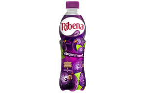 Ribena Bottle - Blackcurrant - 12x500ml