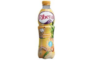 Ribena Bottle - Pineapple & Passion - 12x500ml