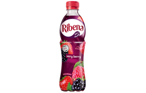 Ribena Bottle - Very Berry - 12x500ml