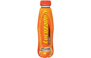 Lucozade Energy - Orange - 24x380ml