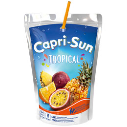 Capri Sun - Tropical - 32x200ml